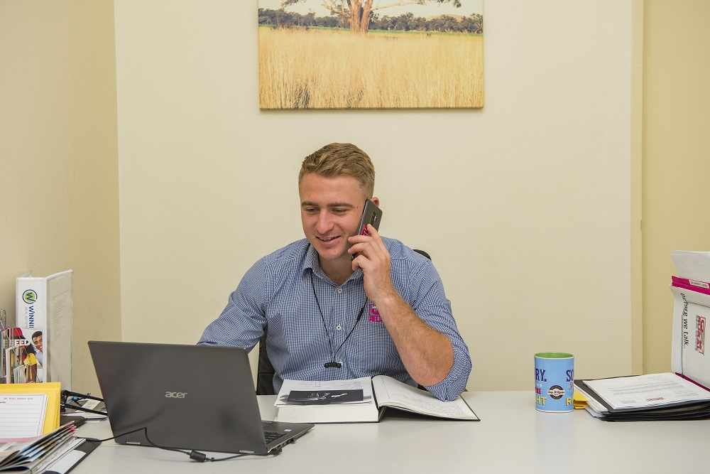 Lachlan Pellow Real Estate Agent